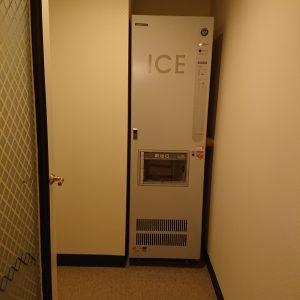 ロックアイス製造機